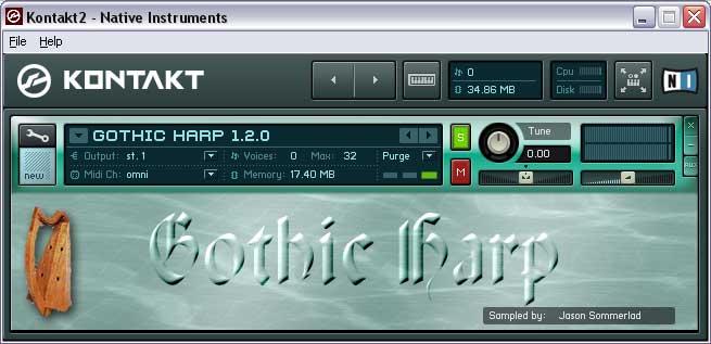 Free 250MB Celtic Harp soundfont [Archive] - Northern Sound